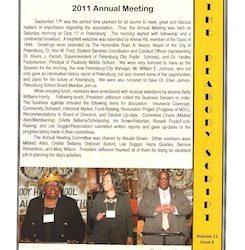 Volume 11 Issue 4 (Nov 2011)